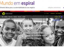 Home do Instituto Rodrigo Mendes, destaque da edição 9 de O Mundo em Espiral