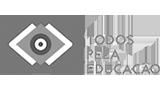 Logotipo: Todos pela educação