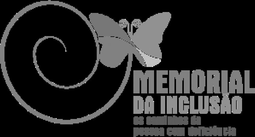 Logotipo: Memorial da Inclusão